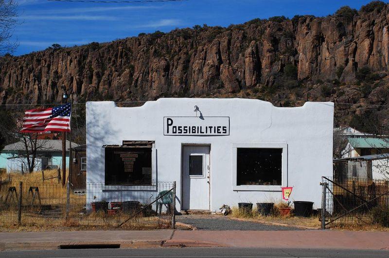 Possibilities, Ft. Davis, TX