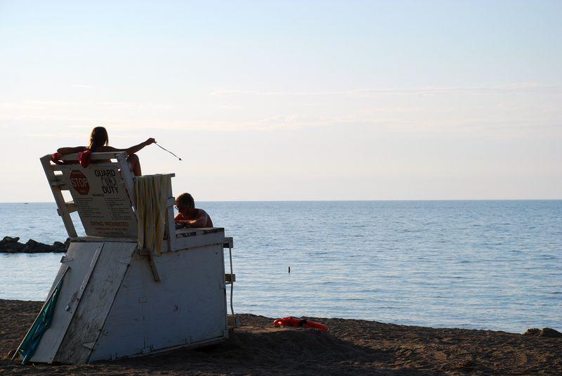 Presque isle lifeguards