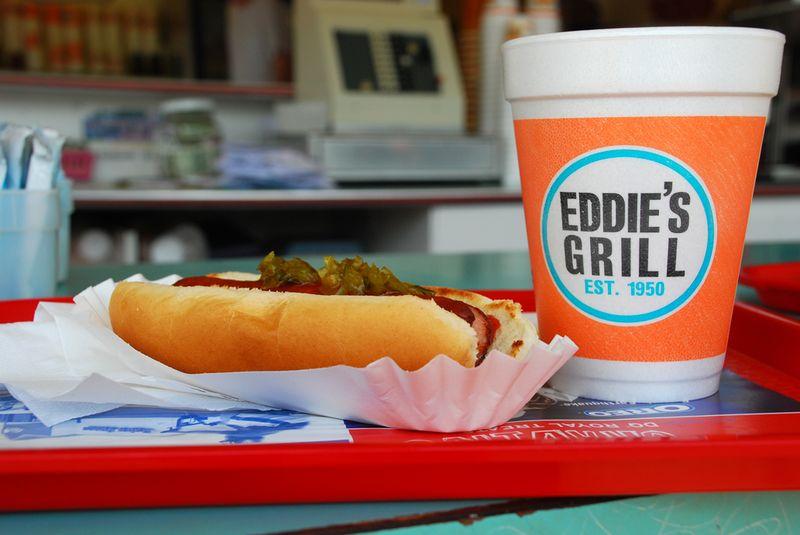 Eddies hotdog geneva