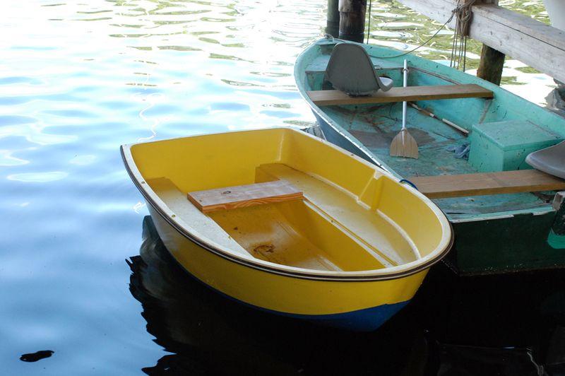 Joes row boats