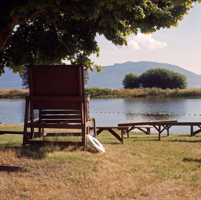 Lifeguard chair samish web
