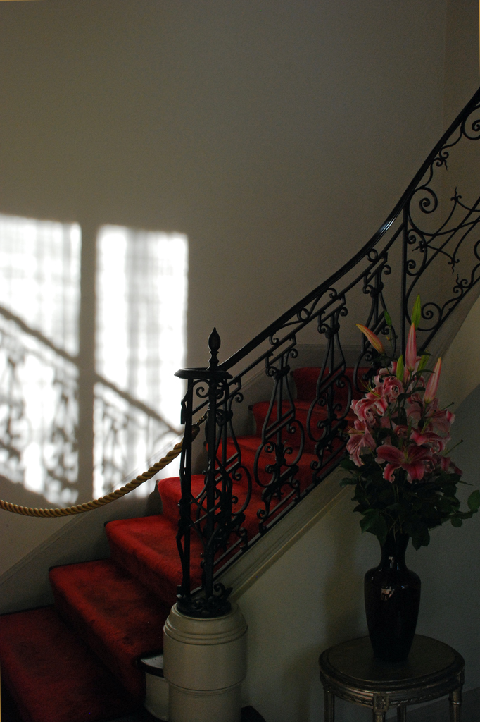 Bloedel staircase